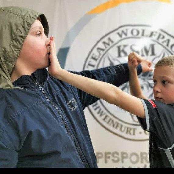 krav-maga-Kinder-selbstverteidigung